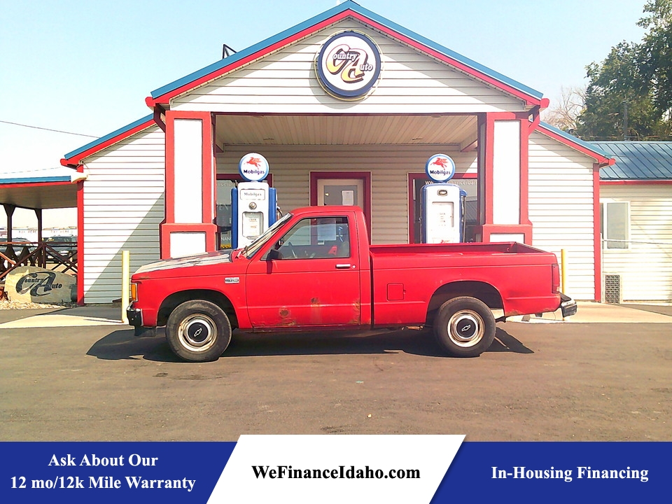 1989 Chevrolet S10/S15 2WD/4WD  - 9176  - Country Auto