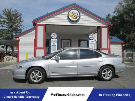 2002 Pontiac Grand Prix SE for Sale  - 8181  - Country Auto