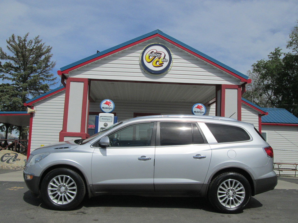 2009 Buick Enclave  - Country Auto