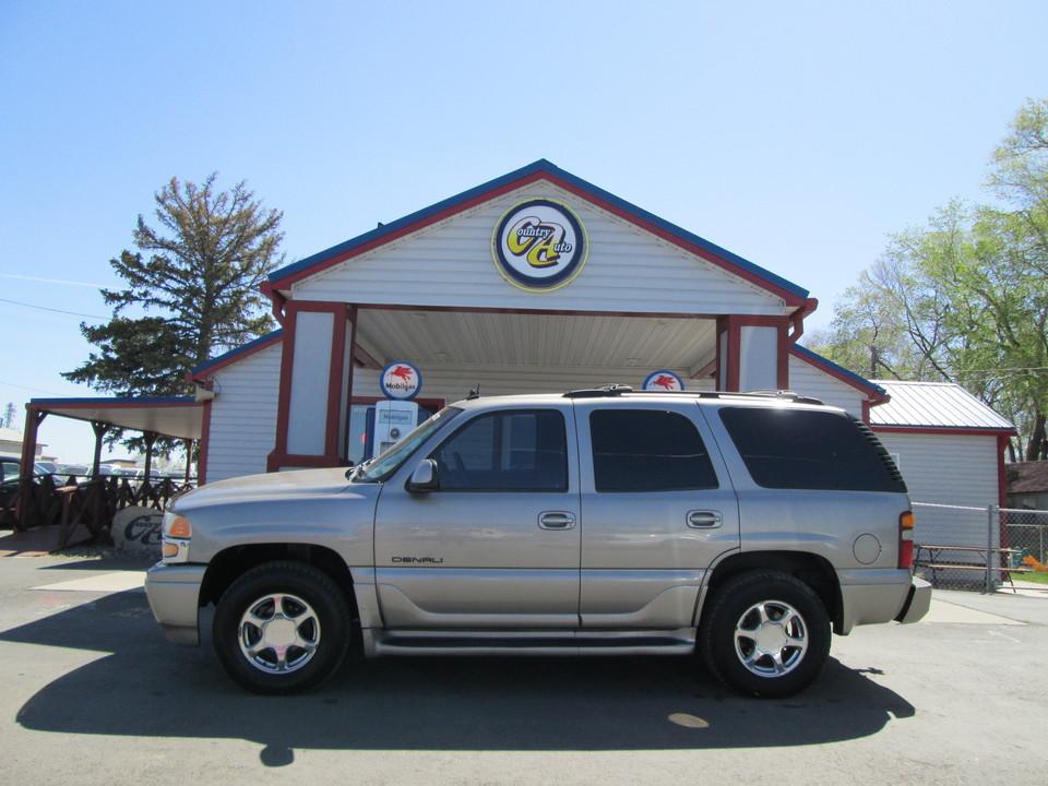 2003 GMC Yukon Denali  - Country Auto