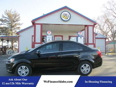 2012 Chevrolet Sonic LT for Sale  - 8368LR  - Country Auto