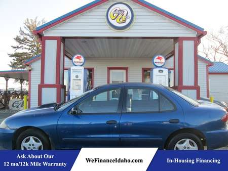 2005 Chevrolet Cavalier Base for Sale  - 8358B  - Country Auto