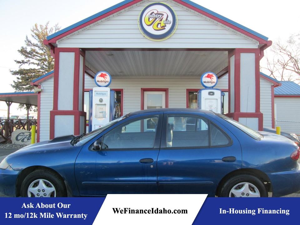 2005 Chevrolet Cavalier Base  - 8358B  - Country Auto