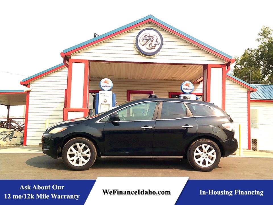 2007 Mazda CX-7 Grand Touring  - 9136  - Country Auto