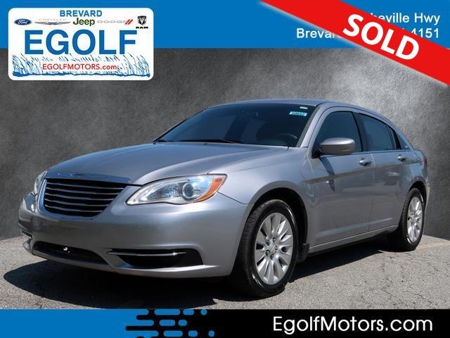 2014 Chrysler 200  - Egolf Motors