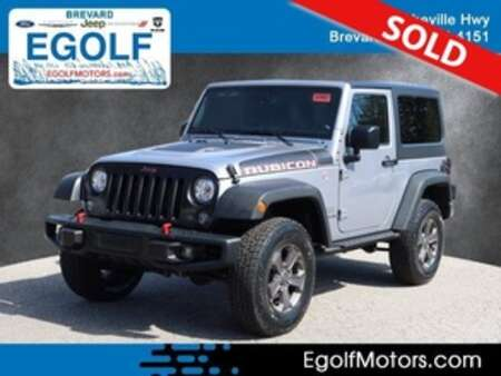 2017 Jeep Wrangler Rubicon Recon for Sale  - 82493  - Egolf Motors