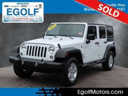 2018 Jeep Wrangler JK Unlimited Unlimited Sport for Sale  - 82500  - Egolf Motors