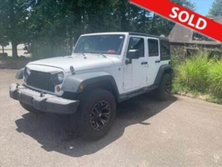 2013 Jeep Wrangler Unlimited Sport 4WD for Sale  - 21784A  - Egolf Motors