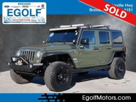 2015 Jeep Wrangler Sahara 4WD for Sale  - 5087A  - Egolf Motors