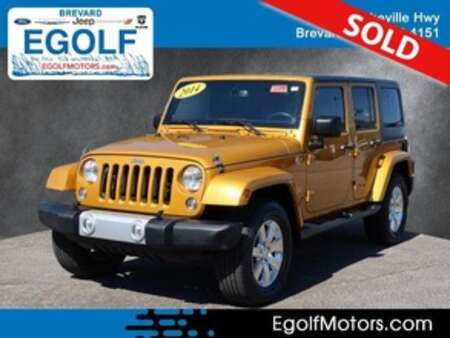 2014 Jeep Wrangler Sahara 4WD for Sale  - 82492  - Egolf Motors