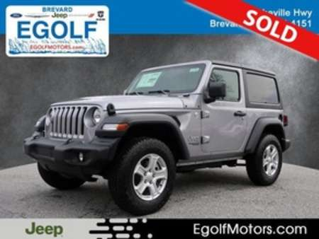 2019 Jeep Wrangler Sport for Sale  - 21750  - Egolf Motors