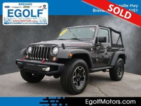 2017 Jeep Wrangler Rubicon for Sale  - 82350  - Egolf Motors