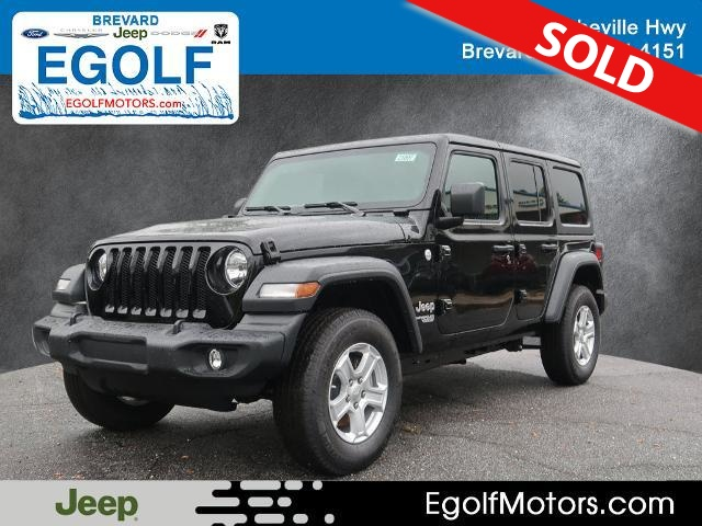 2020 Jeep Wrangler  - Egolf Motors