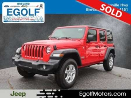 2020 Jeep Wrangler Sport for Sale  - 21904  - Egolf Motors