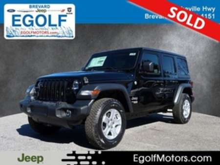 2019 Jeep Wrangler Sport for Sale  - 21754  - Egolf Motors