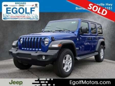 2020 Jeep Wrangler Sport for Sale  - 21845  - Egolf Motors