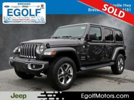 2019 Jeep Wrangler Sahara for Sale  - 21738  - Egolf Motors