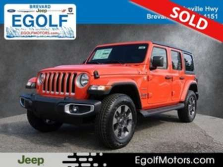 2020 Jeep Wrangler Sahara for Sale  - 21887  - Egolf Motors