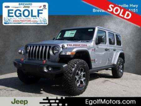 2020 Jeep Wrangler Rubicon for Sale  - 21883  - Egolf Motors
