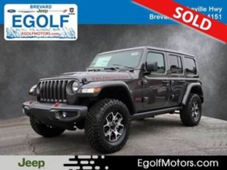 2020 Jeep Wrangler Rubicon for Sale  - 21884  - Egolf Motors