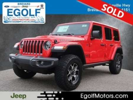2020 Jeep Wrangler Rubicon for Sale  - 21867  - Egolf Motors