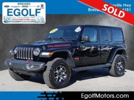 2020 Jeep Wrangler Rubicon for Sale  - 21905  - Egolf Motors