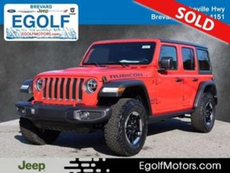 2021 Jeep Wrangler UNLIMITED RUBICON for Sale  - 22018  - Egolf Motors
