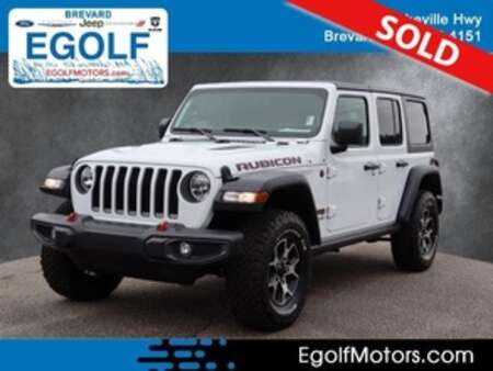 2021 Jeep Wrangler Unlimited Rubicon for Sale  - 5306A  - Egolf Motors