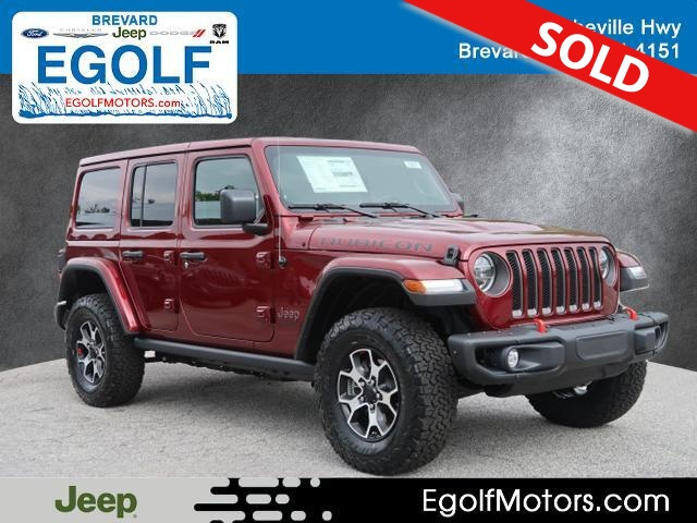 2021 Jeep Wrangler  - Egolf Motors