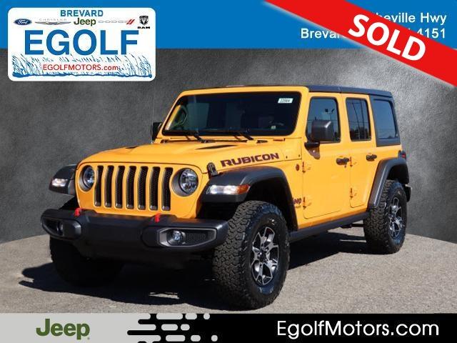 2021 Jeep Wrangler  - Egolf Motors