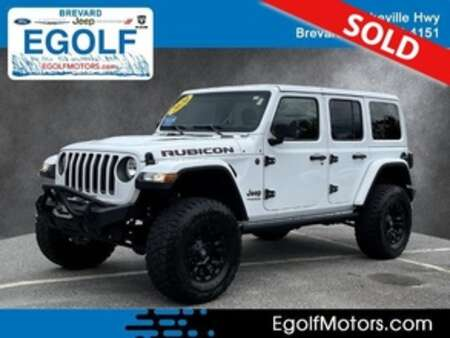 2020 Jeep Wrangler Rubicon for Sale  - 21899  - Egolf Motors