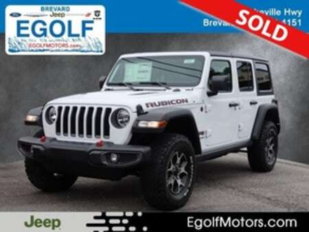 2021 Jeep Wrangler RUBICON UNLIMITED 4X4 for Sale  - 22061  - Egolf Motors