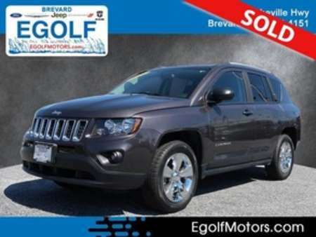 2016 Jeep Compass Sport 4WD for Sale  - 82339  - Egolf Motors