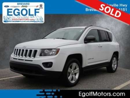 2015 Jeep Compass Sport 4WD for Sale  - 21744B  - Egolf Motors
