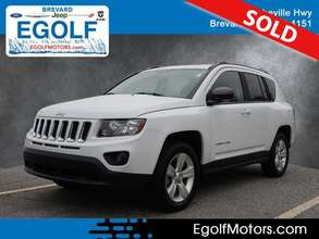 2015 Jeep Compass Spor