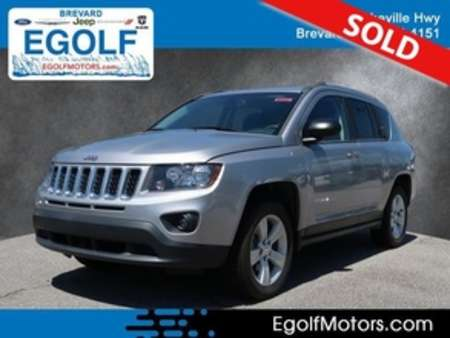 2017 Jeep Compass Sport for Sale  - 7668  - Egolf Motors