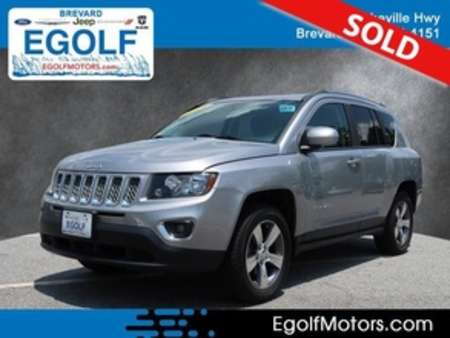 2016 Jeep Compass High Altitude 4WD for Sale  - 10830  - Egolf Motors