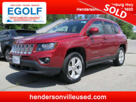 2016 Jeep Compass Latitude for Sale  - 10633  - Egolf Motors