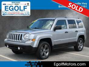 2016 Jeep Patriot Spor