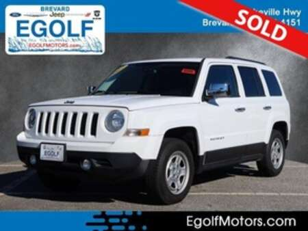 2017 Jeep Patriot Sport for Sale  - 82455  - Egolf Motors