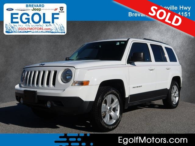 2014 Jeep Patriot  - Egolf Motors