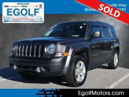 2016 Jeep Patriot Sport 4WD for Sale  - 21789A  - Egolf Motors