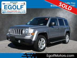 2017 Jeep Patriot Spor