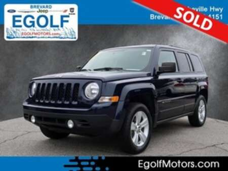 2017 Jeep Patriot Latitude for Sale  - 21867B  - Egolf Motors