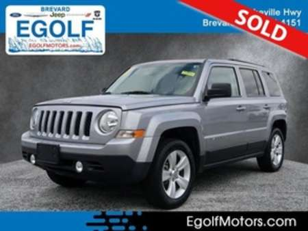 2017 Jeep Patriot Latitude 4x4 for Sale  - 10890  - Egolf Motors