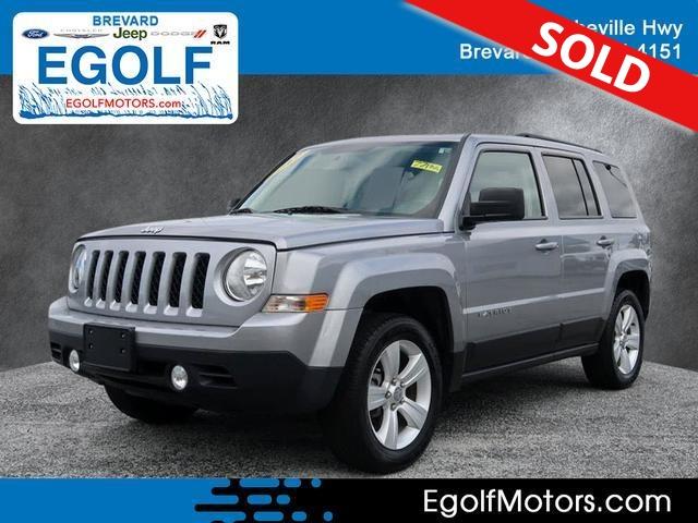 2017 Jeep Patriot  - Egolf Motors