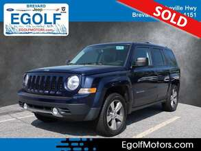 2016 Jeep Patriot High