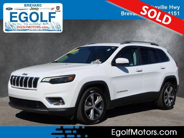 2019 Jeep Cherokee  - Egolf Motors