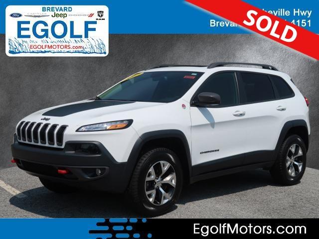2017 Jeep Cherokee  - Egolf Motors