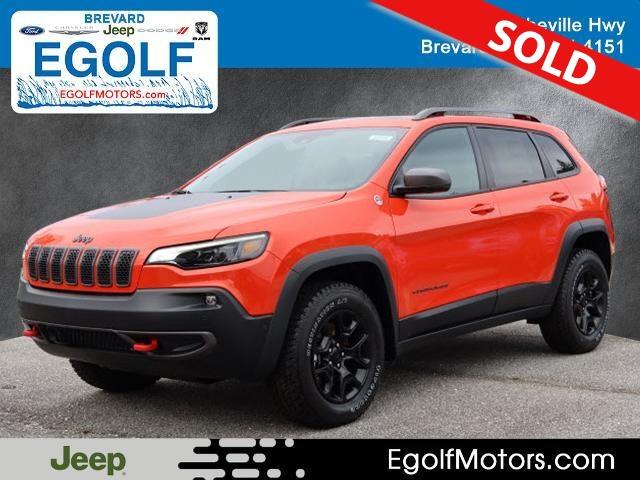 2021 Jeep Cherokee  - Egolf Motors